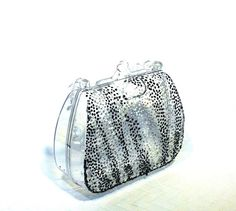 Wild Black White Silver by Lucretia Donahue-Reed on Etsy