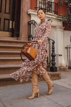 The best shoes to wear with long dresses