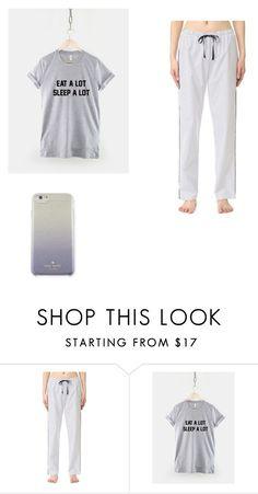 """""""Y/N S"""" by chimcabbage on Polyvore featuring Alessandra Mackenzie and Kate Spade"""