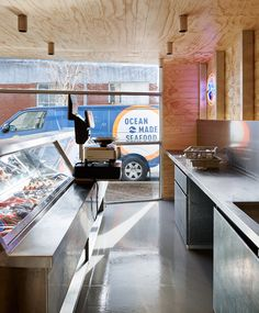 Ocean Made 'seafoods' | Featured on Sharedesign.com