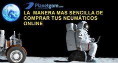 Planetgom, un mundo de neumáticos en un click   #planetgom