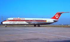 ANSETT DC-9-31 (VH-CZA)