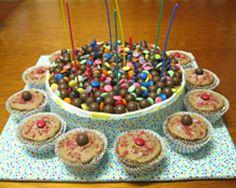 Birthday Cake Recipes - Spotty Dotty Birthday Cake - Party Food - Cakes