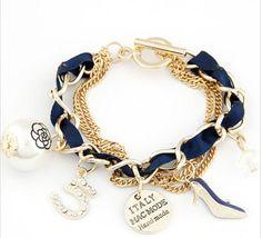 Alice In Wonderland Classy Bracelet
