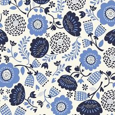 print & pattern: DESIGNER - stacy iest hsu - Liz Forester - Illustration and Design - Deco Floral, Motif Floral, Floral Prints, Pretty Patterns, Beautiful Patterns, Flower Patterns, Flower Pattern Design, Graphic Patterns, Textile Patterns