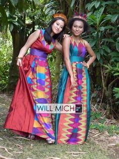 Lidya & Elsa, wardrobe by WILLMICH