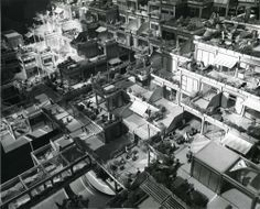 Metacity Building System / Metastadt-Bausystem (1969)_Richard J. Dietrich and Bernd Steigerwald