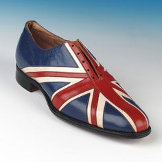 nion Jack Shoes    Made by George Webb & Sons (Northampton) Ltd in 1953