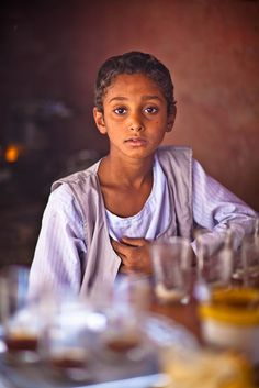 Young Boy from Aswan, Egypt #Egypt #Nubians