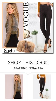 """SheIn 9 / IV"" by emina136 ❤ liked on Polyvore featuring Chanel"