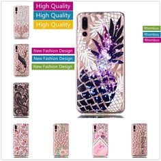 dde385484e7 For Huawei huawaP8 P10 P20 Lite Pro TPU Transparent Thin Case Cover Huawai  Y9 Y6 Y5 Huaewi Mate 10 Fundas Phone Mobile Carcasa