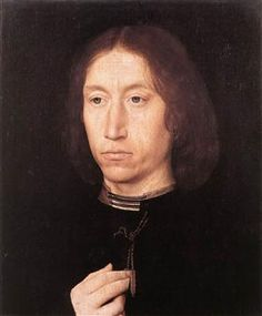 Portrait of a Man - Hans Memling