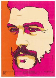 El color rosado en el cartel cubano: quince ejemplos