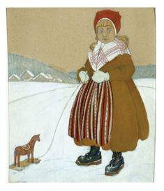 Swedish Christmas, Christmas Books, Scandinavian Christmas, Scandinavian Style, Christmas Cards, Original Fairy Tales, First Grade Art, Swedish Girls, Horse Photos
