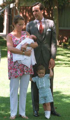 ELPAÍS.com                                               Barcelone 4 octobre 1997 Infante Cristina d'Espagne Inaki Urdangarin                                          ...