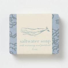Saipua Saltwater Soap in Spa+Accessories SPA+BEAUTY Bath+Body Soaps at Terrain
