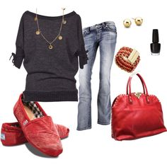 Untitled #55 - Would go with a black or grey shoe instead!