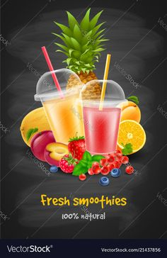 Juice Cafe, Juice Menu, Juice Bar Interior, Food Company Logo, Best Fruit Juice, Juice Bar Design, Smoothie Shop, Freezer Smoothies, My Coffee Shop