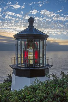 Cape Meares #Lighthouse | Flickr - Photo Sharing!    http://dennisharper.lnf.com/