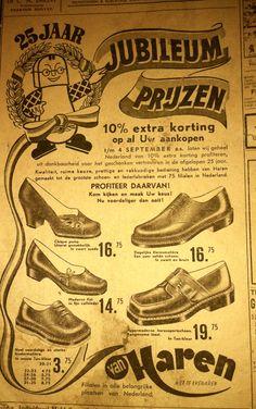reclame achter het behang (1954)