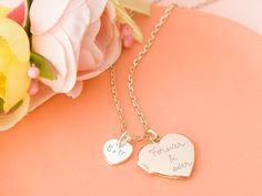 Keep your loved ones with you at all times with this precious locket.    	…