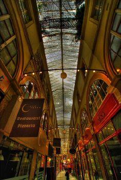 passage Choiseul - Paris 2e