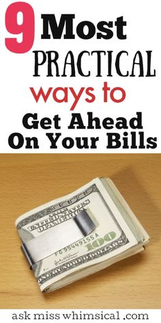 Click through to read the 8 simple tricks to get a month ahead on your bills. You can stop living paycheck to paycheck in less than 30 days using these tips to get ahead on your bills even on a low income. You can live a financially free life if you are a Best Money Saving Tips, Saving Money, Money Tips, Money Budget, Money Hacks, Groceries Budget, Money Plan, Mo Money, Cash Money