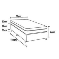 Resultado de imagem para altura da cama de solteiro
