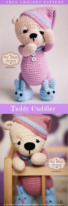 The Best of Amigurumi Free Patterns | Best 10 Diy - Part 4