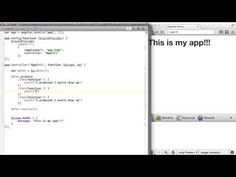eggheadio angularjs promises this is great for a quick introduction to angular