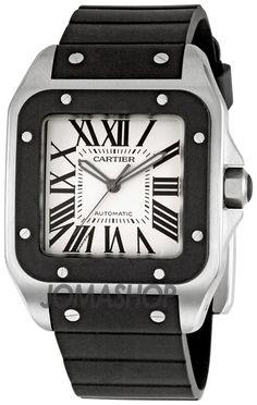 e0957e6d686 Cartier Santos 100 Men s Watch W20121U2