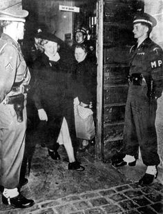 """Dinge en Goete (Things and Stuff): This Day in WWII History: Jan 15, 1951: The """"Witch of Buchenwald"""" is sentenced to prison"""