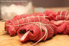Braciole lucane al sugo – involtini di carne della domenica