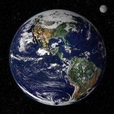 """Look at this amazing picture! Suggested: """"Earth from Space : Image of the Day :"""" from the NASA Earth Observatory Earth Poster, North And South America, Image Of The Day, Foto Art, Le Far West, To Infinity And Beyond, Our Planet, Planet Earth From Space, Earth Space"""