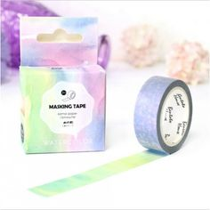 Masking Tape - Watercolor