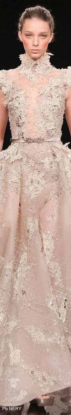 Ziad Nakad Spring-Summer 2017 Couture