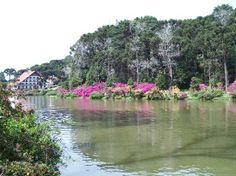 Brasil: Lago Negro in Gramado