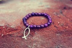 Items similar to Purple Toddler/Baby Achira Beaded Stretch Charm Bracelet on Etsy Stretches, I Shop, Beaded Bracelets, Charmed, Purple, Creative, Baby, Handmade, Stuff To Buy