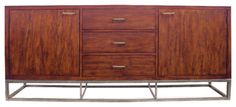 Copenhagen Large Sideboard - modern - buffets and sideboards - by Masins Furniture