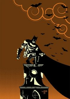 The Dark Knight DC Comics