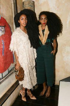 Cipriana & TK Quann of Urban Bush Babes Blog