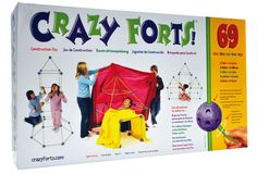 Crazy Forts, what kind of fort do you want?