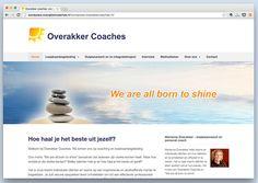 WordPress-website-Overakker-coaches