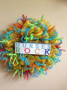 DIY Christmas Decor Ideas for Nurses #nursebuff #nurse #Christmas