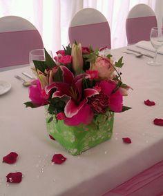 'Thank you' Flower Box £25