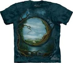 Amazing Celtic and fantasy t shirts! www.oroboro.eu