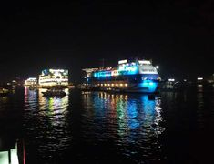 Sunset cruise trip at Mandovi River offers an ideal way to relax and rejuvenate you. Enjoy a romantic night out, offer extravagance travel to elders and kids too. Casino Cruise, Cruise Party, Cruise Offers, Cruise Packages, Down The River, List Of Activities, Tourist Places, Cruise Travel