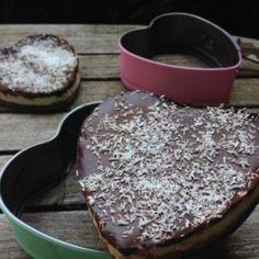 Bounty nepečená torta - Zdravé pečenie