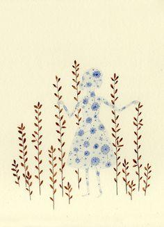 moongardener:  Julia Swaney, Wondering Stars, 2010