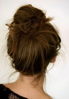 Hottest Messy Hairstyles | Haircuts, Hairstyles 2016 and Hair colors for short long & medium hair
